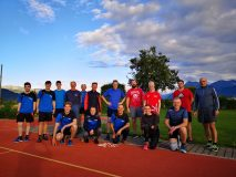 Biathlon Training im Juni 2020