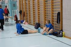 Hallenwettkampf Uetendorf 2018